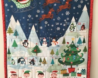 Advent calendar - Christmas wonderland