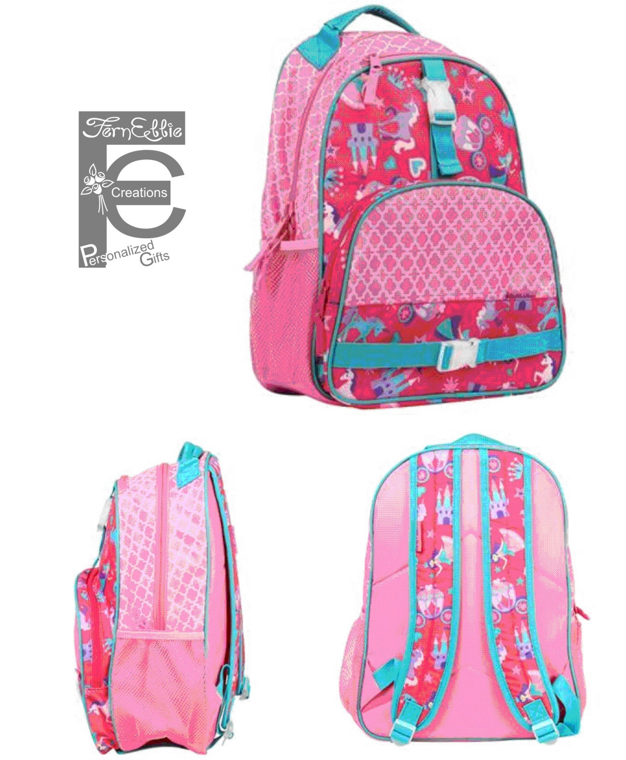 SALE, Stephen Joseph All Over Print Backpack and Lunch Box ...