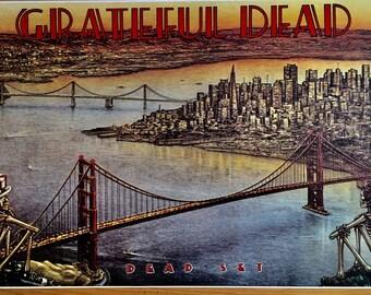 Grateful Dead Dead Set San Francisco 24 x 34