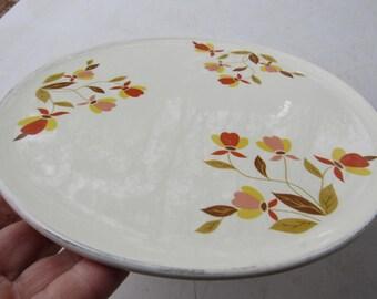 Jewel Tea Chop Plate or Cake Tray