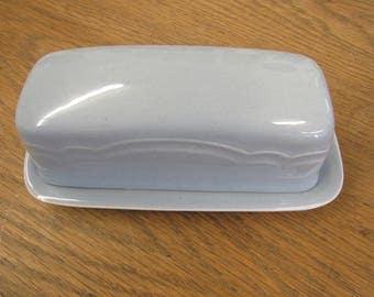 Palzgraff Blue Butter Dish