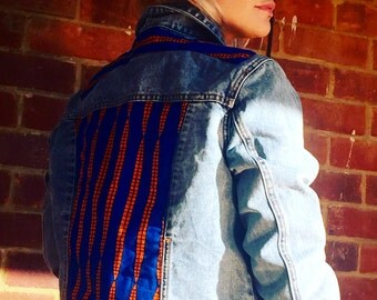 Upcycled Denim Jackets