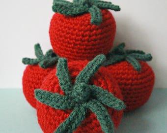 Tomato - Play Food - READY TO SHIP!