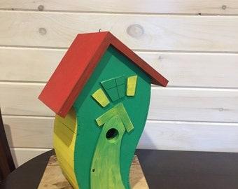 Bird House shapes