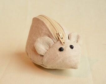 Mouse Coin Purse
