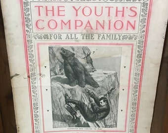 Youth's Companion, Newspaper 1916, New England