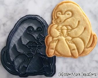 Niffler Harry Potter Fantastic Beasts Cookie Cutter