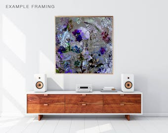 """Large print - fine art print - """"Cold day"""" - limited edition"""