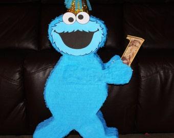 Elmo or Cookie Monster   piñata...!