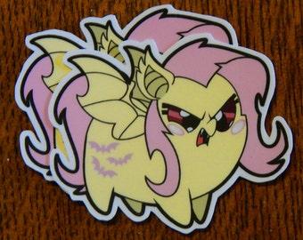 Pony Chubs! Flutterbat Stickers