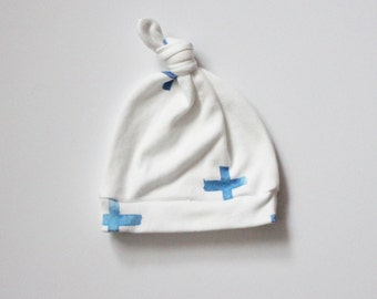 Organic Knotted Beanie