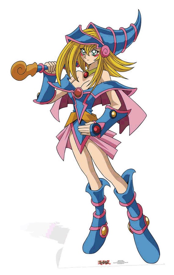 Dark magician girl nude figure