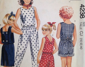 McCall's 4238 Sewing Pattern (Vintage) UNCUT
