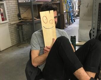 Plank Replica