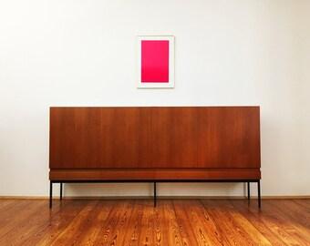 Behr B60 Highboard teak Dieter Wäckerlin sideboard Dresser mid century modern