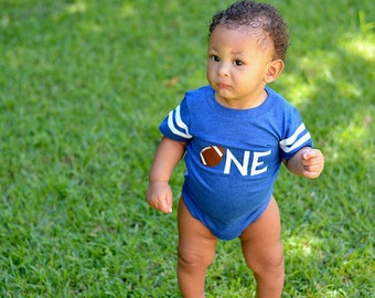 Football birthday shirt, boys birthday shirt,  football shirt, football birthday party, football party, 1st birthday shirt, first birthday