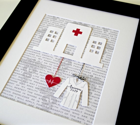 Unique Christmas Gift For Doctor Graduation Gift For Med