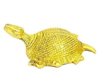 Beautiful Brass Tortoise