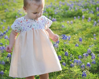 girls dresses, baby girl dress,  Easter outfit, flower dress,spring fashion, toddler dress,  pictures, baby girl, birthday outfit
