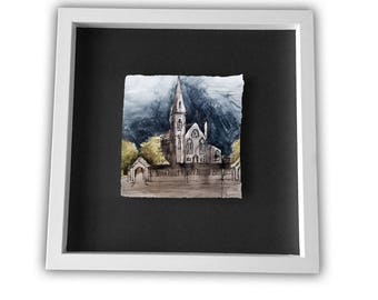 ST BRENDAN'S CATHEDRAL - Loughrea Co Galway Ireland Slieve Aughty Mountains