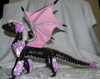 Pink dragon Chara