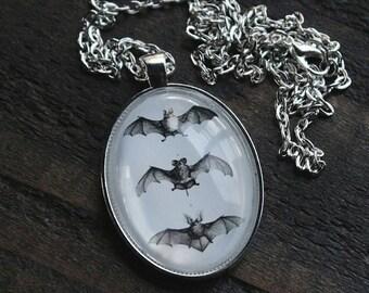 Bats Pendant