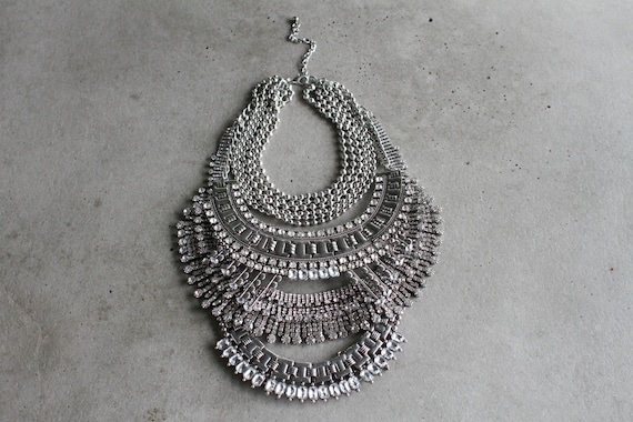 Statement Necklace - Handcrafted: Jackson.