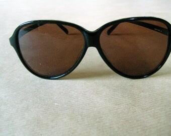 Helmut Lang # vintage # sunglasses women #excellent condition #black frame