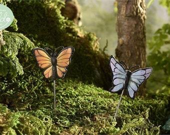 Glow-In-The-Dark Butterflies - Set of 2