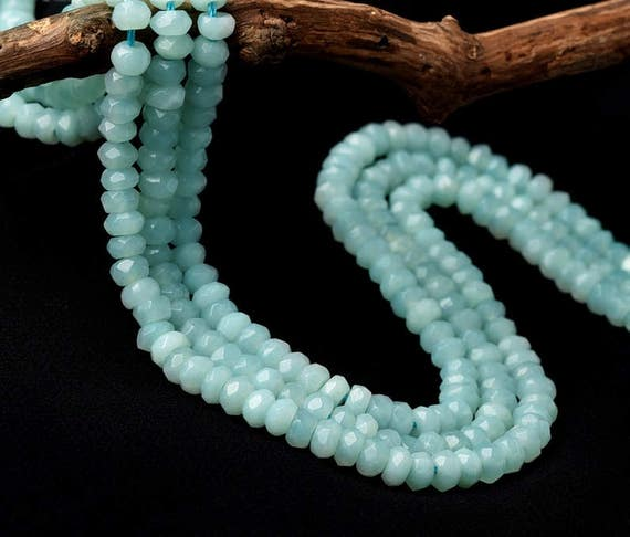 Diy handmade tianhe stone carved beads for bracelet