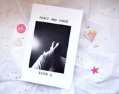 Peace and Chaos Zine, Issue 1, Perzine