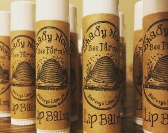 Shady Nook Bee Farms Lip Balm