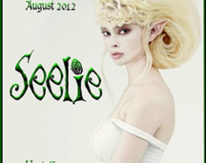 THREEBIES! Lot #406 - Seelie, Grow A Pear, Dapper Debauchery  - Love Potion Magickal Perfumerie