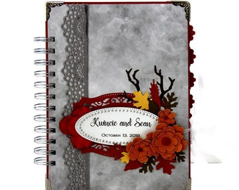 Bridal Diary - Wedding Planner Book - Personalized Journal - Wedding Planner - Wedding Journal Book - Best Engagement Gift - Brides Gift
