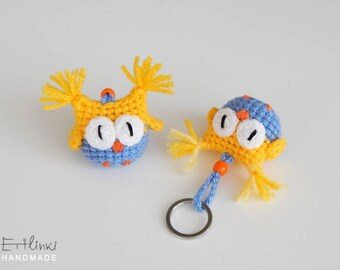 Cool Keychains Etsy