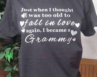 Grammy Tshirt