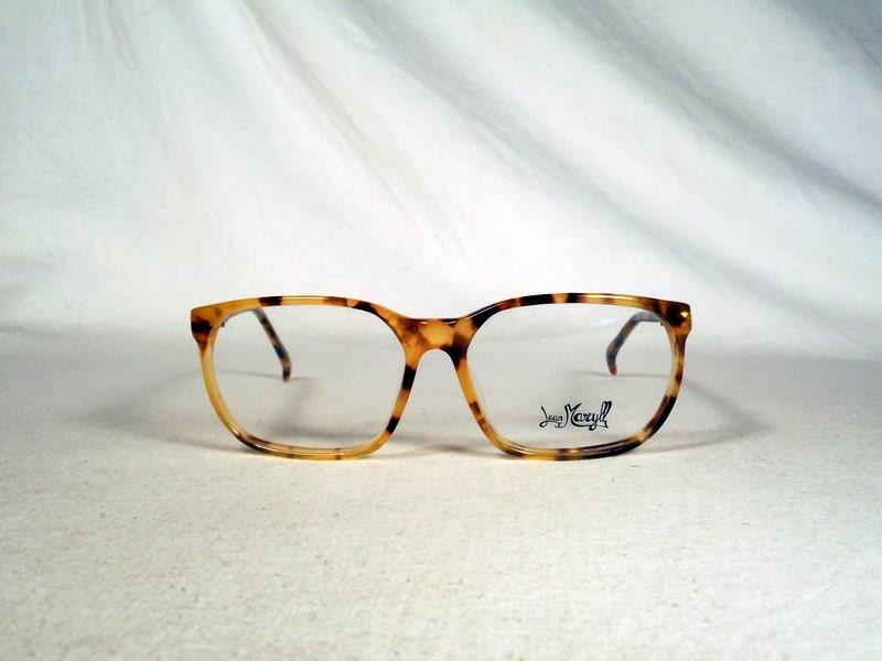 b2a56f00b4dc fabulous vintage sunglasses lunettes eyeglasses 1970 carved frame france  rare