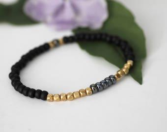 Bead bracelet women, stretch bead bracelet , bohemian bracelet, boho beaded bracelet, stretch bracelet, beaded bracelet, everyday bracelet