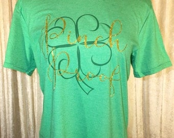 Pinch Proof Glitter Tee