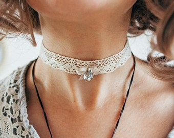 Little acorn choker
