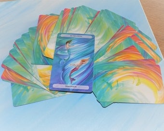 Fast Seven Card Tarot Email Reading - Under 24 hours - Psychic Oracle PDF - One Question