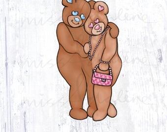 Date Night Miss Bear Edition