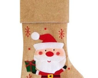 personalised christmas stocking , First Christmas Stocking,1st Christmas,Personalized Christmas Stockings, Personalised Stocking