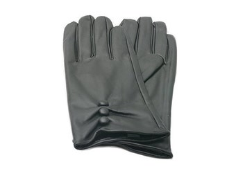 Leather Gloves - Woman Gloves - W2 - Black Gloves - Brown Gloves - Purple Gloves - Mink Gloves - Fedex Express Shipping