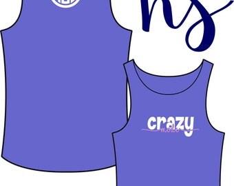 Crazy Mode Comfort Color Tshirts