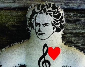 Ludwig van Beethoven Voodoo Doll