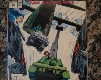 Gi Joe Issue 68 Marvel comics