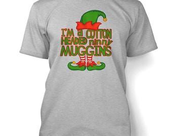 Cotton Headed Ninny Muggins men's t-shirt