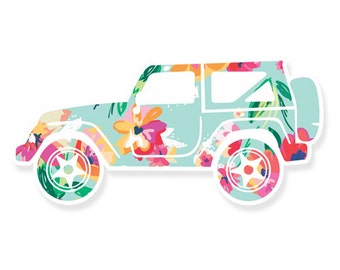 Jeep Decal Etsy - Car decal stickers for girls