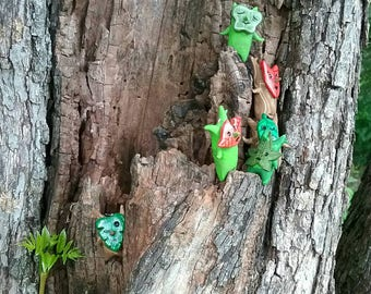 Korok Charms - Forest Spirit Charms - Legend of Zelda - wind waker/breath of the wild